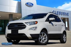 New 2018 Ford EcoSport SE Crossover EC39979 for sale in Cleburne, TX