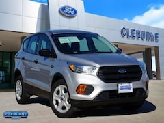 2017 Ford Escape S SUV 1FMCU0F77HUC78478 for sale in Cleburne, TX