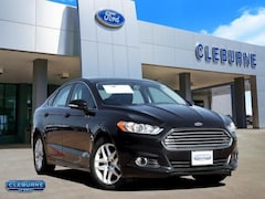 2015 Ford Fusion SE Sedan 3FA6P0HDXFR207488 for sale in Cleburne, TX