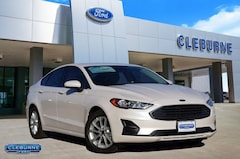 New 2020 Ford Fusion SE Sedan H10954 for sale in Cleburne, TX