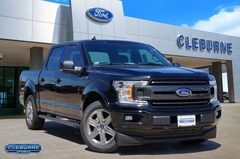 New 2019 Ford F-150 XLT Truck F96170 for sale in Cleburne, TX