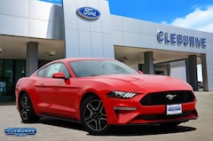 New 2019 Ford Mustang Ecoboost Coupe M25330 for sale in Cleburne, TX