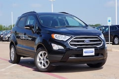 New 2020 Ford EcoSport SE Crossover EC61010 for sale in Cleburne, TX