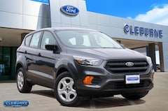 New 2019 Ford Escape S SUV X26436 for sale in Cleburne, TX