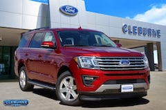 New 2019 Ford Expedition XLT SUV X73355 for sale in Cleburne, TX