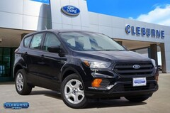 New 2019 Ford Escape S SUV X24521 for sale in Cleburne, TX