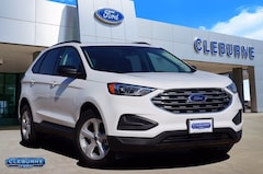 New 2020 Ford Edge SE Crossover for sale in Cleburne, TX