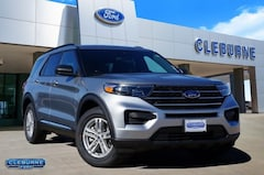 New 2020 Ford Explorer XLT SUV X15883 for sale in Cleburne, TX