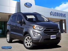 2018 Ford EcoSport SE SUV for sale in Cleburne, TX