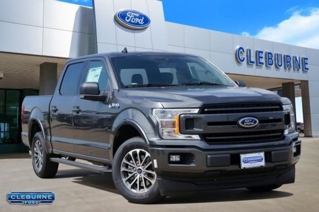 New 2019 Ford F-150 XLT Truck in Cleburne, TX