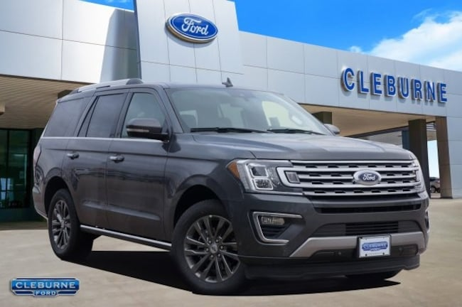 New 2019 Ford Expedition Limited SUV in Cleburne, TX