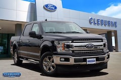 New 2020 Ford F-150 XLT Truck for sale in Cleburne, TX