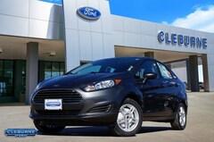 New 2019 Ford Fiesta SE Sedan S04761 for sale in Cleburne, TX