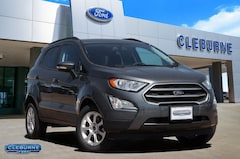 New 2020 Ford EcoSport SE Crossover EC55216 for sale in Cleburne, TX