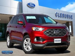 2019 Ford Edge SEL SUV for sale in Cleburne, TX