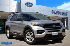 New 2020 Ford Explorer XLT SUV X14195 for sale in Cleburne, TX