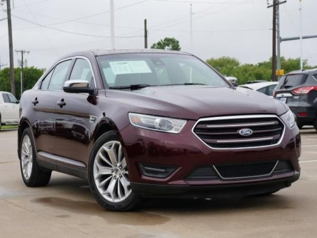 2018 Ford Taurus Limited Sedan for sale in Cleburne, TX