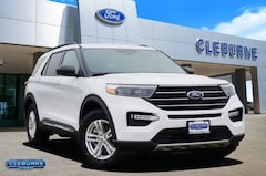New 2020 Ford Explorer XLT SUV X63518 for sale in Cleburne, TX