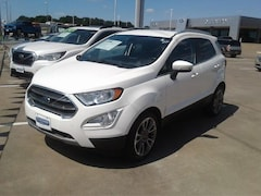 2018 Ford EcoSport Titanium SUV MAJ3P1VEXJC206936 for sale in Cleburne, TX