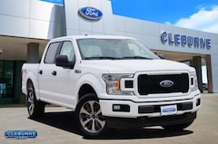 New 2019 Ford F-150 STX Truck F01396 for sale in Cleburne, TX