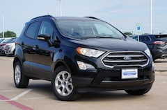 New 2019 Ford EcoSport SE Crossover EC95450 for sale in Cleburne, TX