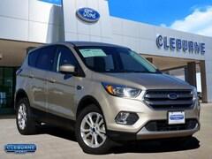 2017 Ford Escape SE SUV for sale in Cleburne, TX