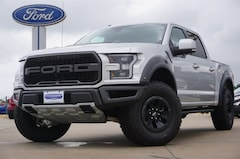 New 2018 Ford F-150 Raptor Truck F78345 for sale in Cleburne, TX