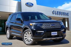 New 2020 Ford Explorer Limited SUV X80509 for sale in Cleburne, TX