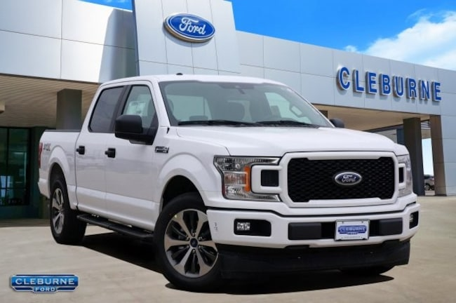 New 2019 Ford F-150 STX Truck in Cleburne, TX