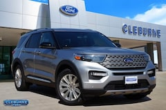 New 2020 Ford Explorer Limited SUV X14919 for sale in Cleburne, TX