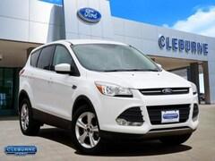 2016 Ford Escape SE SUV 1FMCU0G92GUA54985 for sale in Cleburne, TX