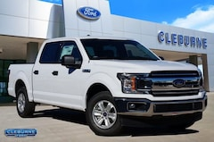 New 2018 Ford F-150 XLT Truck F91085 for sale in Cleburne, TX