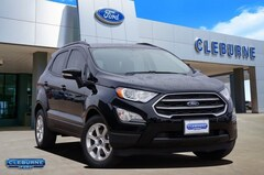 New 2019 Ford EcoSport SE Crossover EC08334 for sale in Cleburne, TX