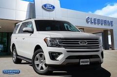 New 2020 Ford Expedition XLT SUV X24336 for sale in Cleburne, TX