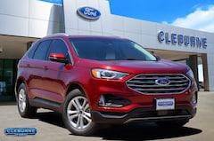 New 2019 Ford Edge SEL Crossover G20021 for sale in Cleburne, TX