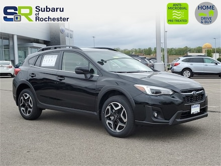 2020 Subaru Crosstrek Limited SUV JF2GTAMC4LH261137