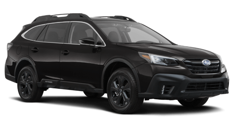 2020 Subaru Outback Onyx Edition XT - Crystal Black
