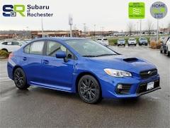 2020 Subaru WRX Base Sedan JF1VA1A61L9817043