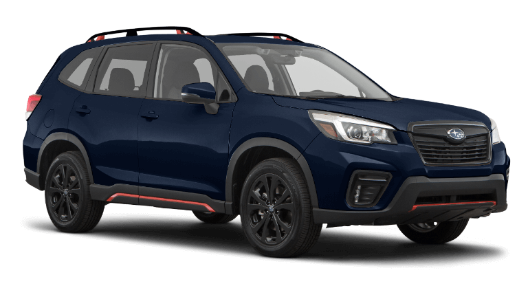 2021 Subaru Forester Sport - Dark Blue