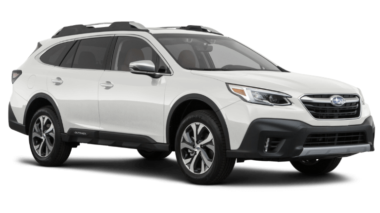 2021 Subaru Outback Touring - Crystal White