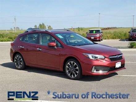 2020 Subaru Impreza Limited 5-door 4S3GTAU68L3732924