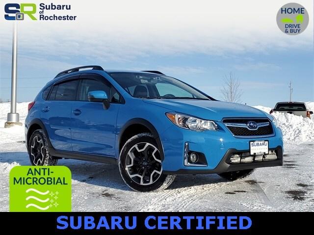 2017 Subaru Crosstrek 2.0i Limited SUV