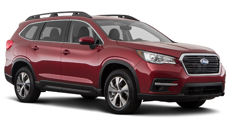 2021 Subaru Ascent Premium - Crimson Red Pearl
