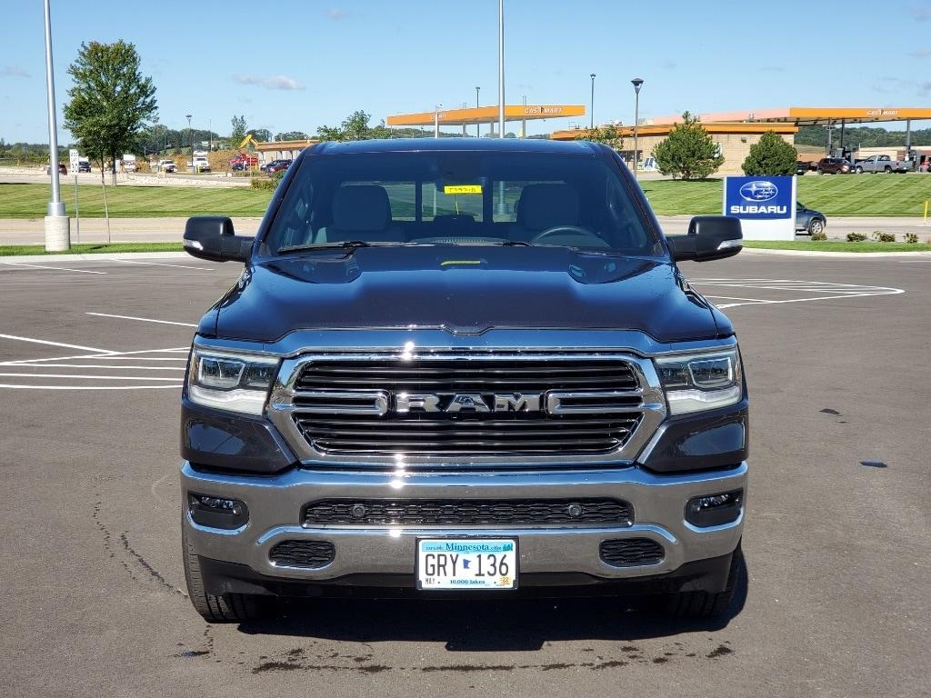 Used 2021 RAM Ram 1500 Pickup Big Horn/Lone Star with VIN 1C6SRFFTXMN669945 for sale in Rochester, Minnesota