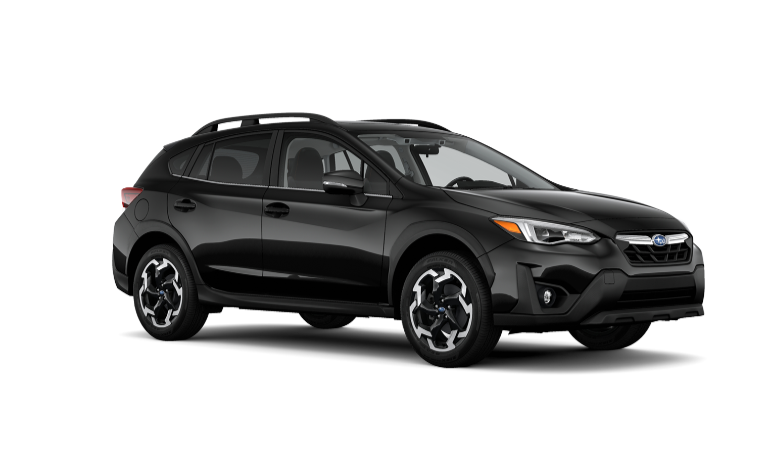 2021 Subaru Crosstrek Limited - Crystal Black Silica