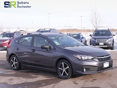 2020 Subaru Impreza 2.0i Premium Hatchback 4S3GTAD6XL3707197