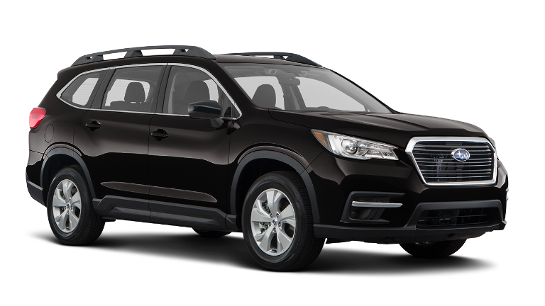 2021 Subaru Ascent Limited - Crystal Black Silica