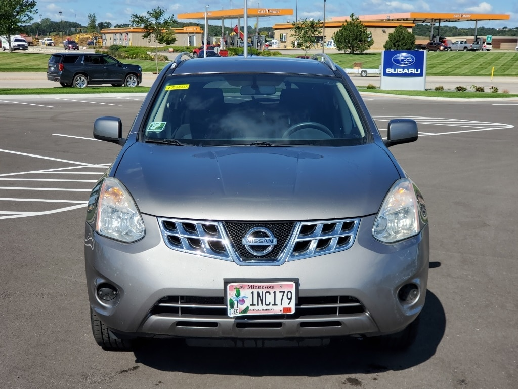 Used 2012 Nissan Rogue S with VIN JN8AS5MVXCW372095 for sale in Rochester, Minnesota