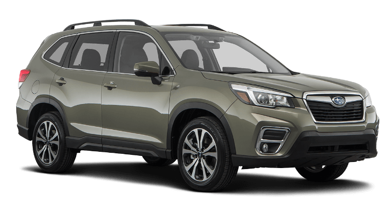 2021 Subaru Forester Limited - Jasper Green
