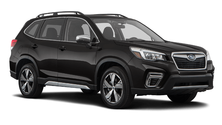 2021 Subaru Forester Touring - Crystal Black